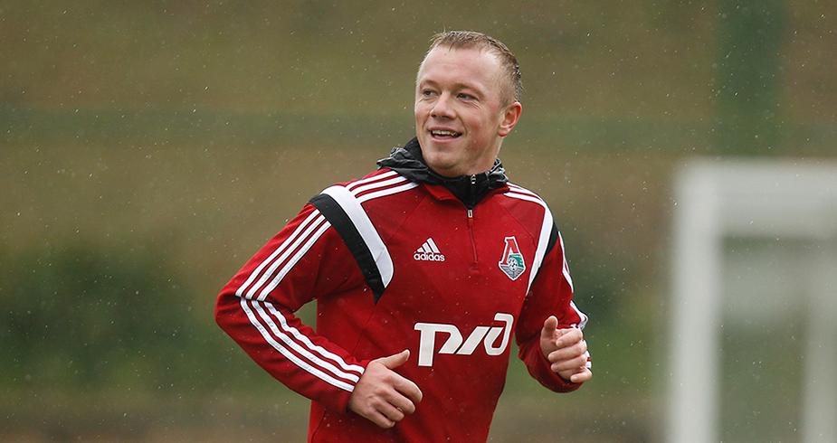 Ренат Янбаев присоединился к команде