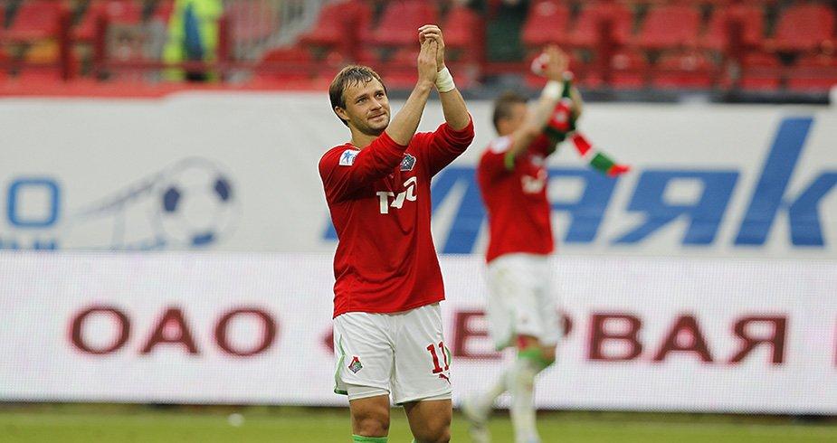 Дмитрий Сычев продолжит карьеру в«Окжетпесе»