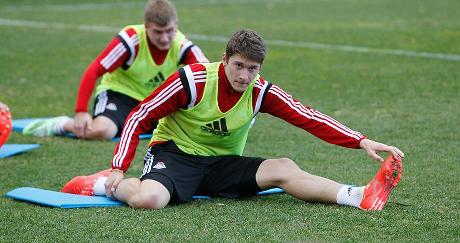 Миранчук, Лобанцев и Лантратов – в молодежной сборной России