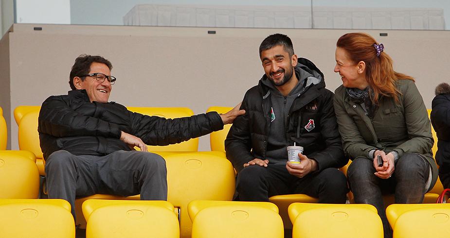 Samedov, Lobantsev, And Miranchuk To Represent Russia