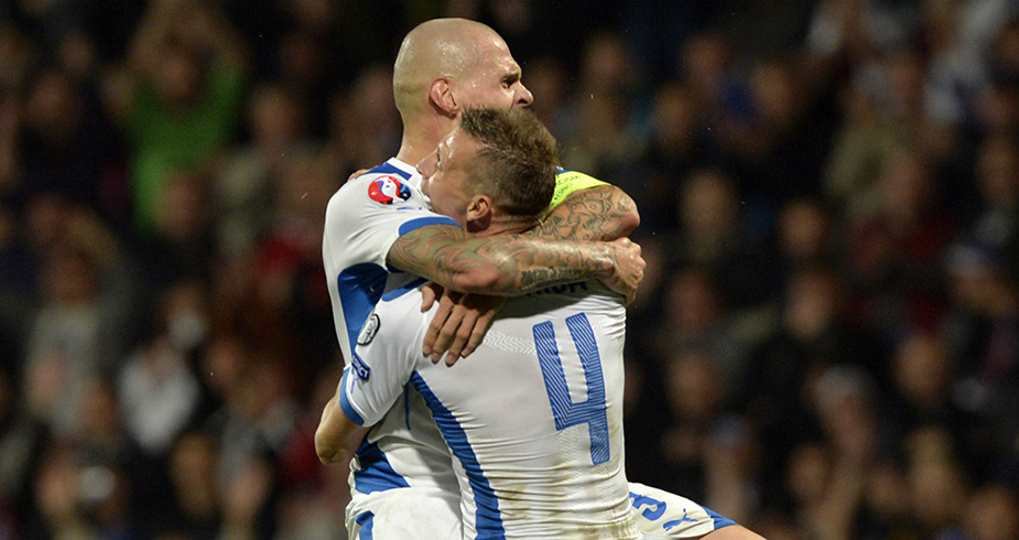 Durica Helps Slovakia Beat Luxembourg