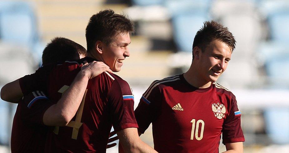 Жемалетдинов вывел сборную России на Евро-2015!