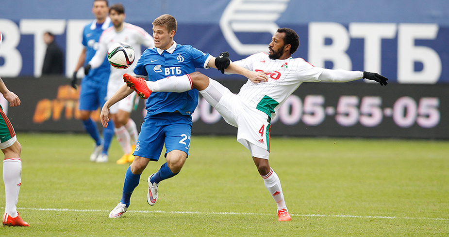 Hard-Earned Draw In Khimki