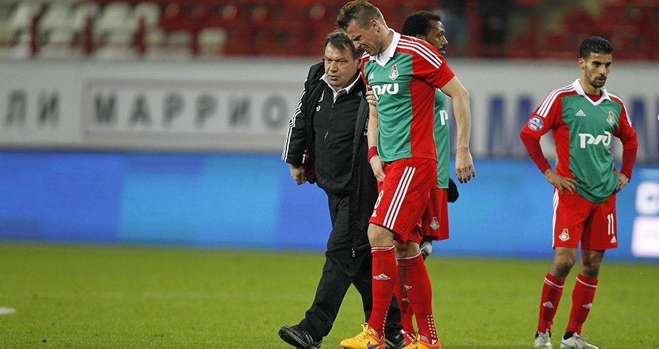 Ян Дюрица выбыл до конца сезона