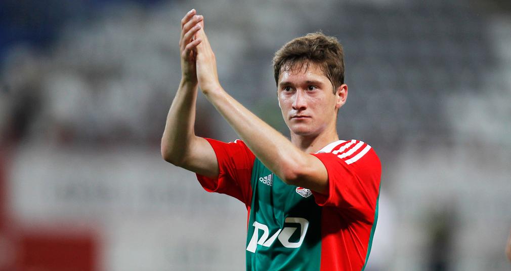 Алексей Миранчук – лучший игрок «Локомотива» в апреле!