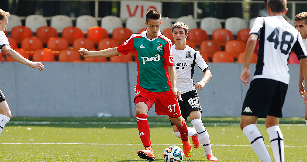 Андреа Чуканов: Впереди матч за «бронзу»