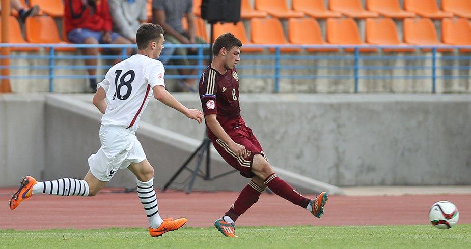 Игроки «Локо» провели второй матч на Евро-2015