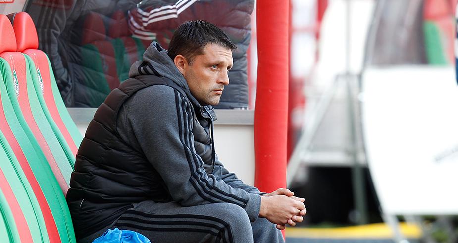 Об изменениях в тренерском штабе