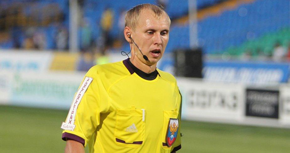 Иванов рассудит «Локомотив» и «Рубин»