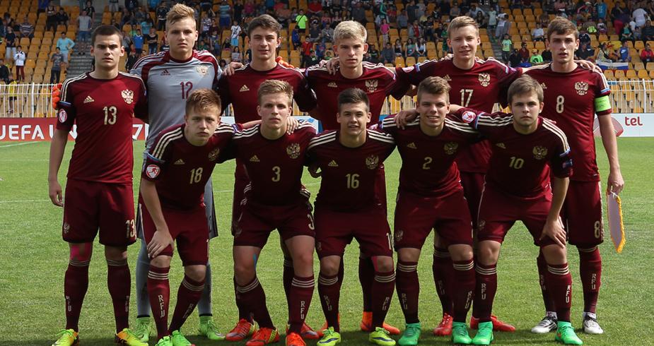 Россия уступила Германии на Евро-2015
