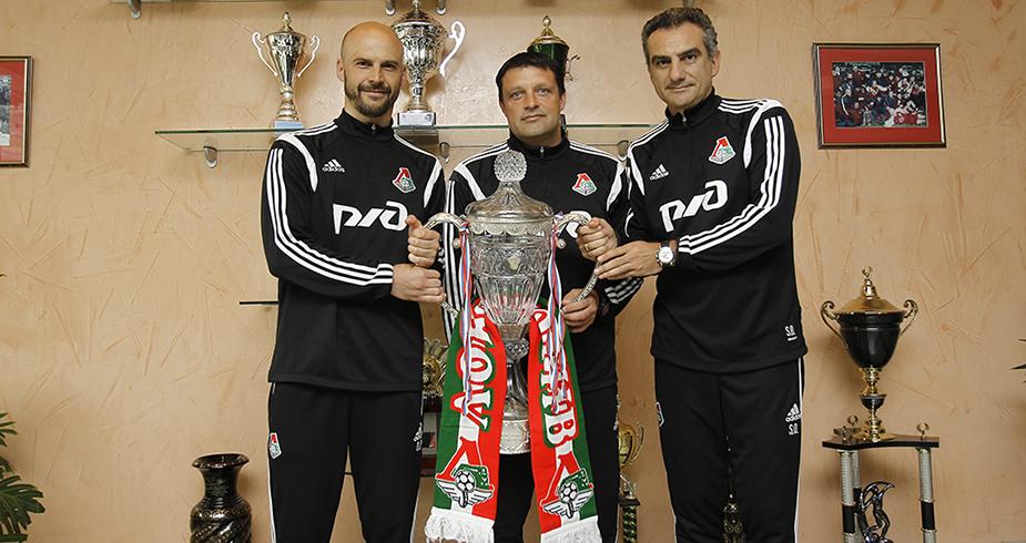 Igor Cherevchenko Announced As New Manager