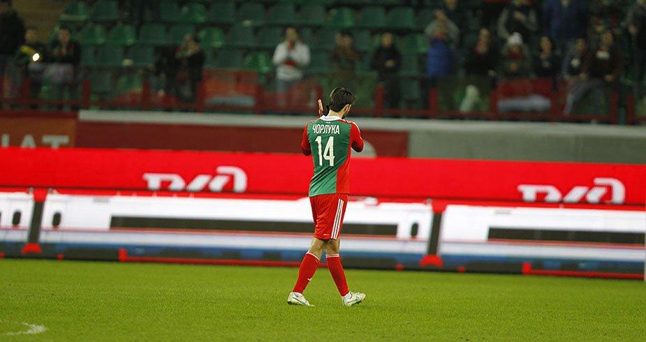 Ведран Чорлука – лучший игрок «Локомотива» в сезоне!