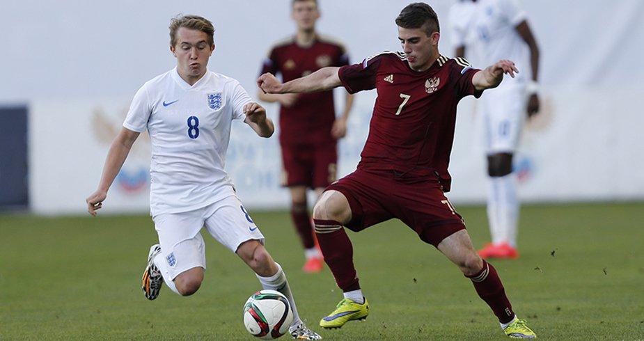 Kipiani Wins Cap For Russia U18