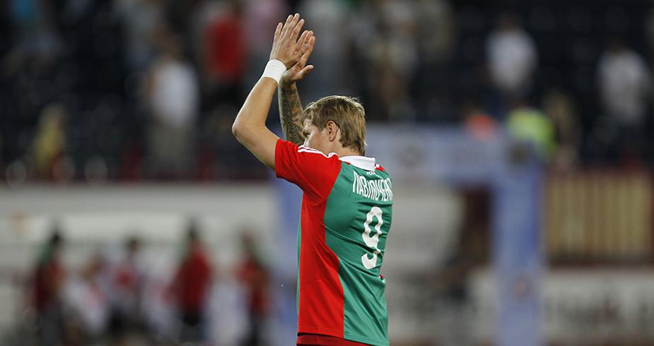 Roman Pavlyuchenko Leaves Lokomotiv