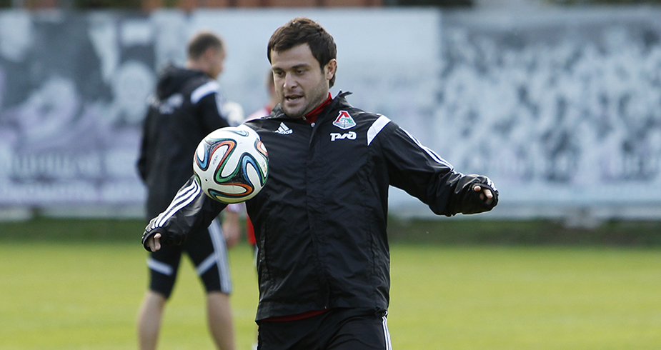 Kasaev: 'The season is going to be thrilling'