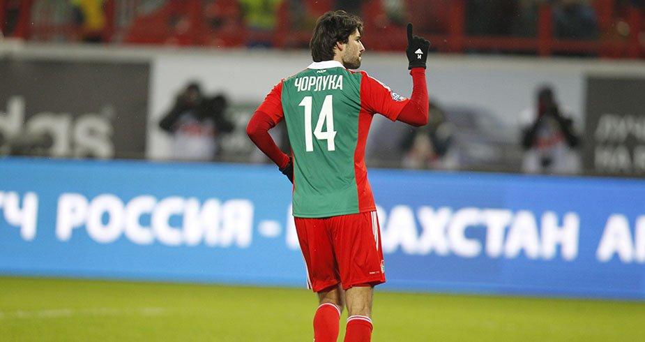 Corluka Among 33 Best Players