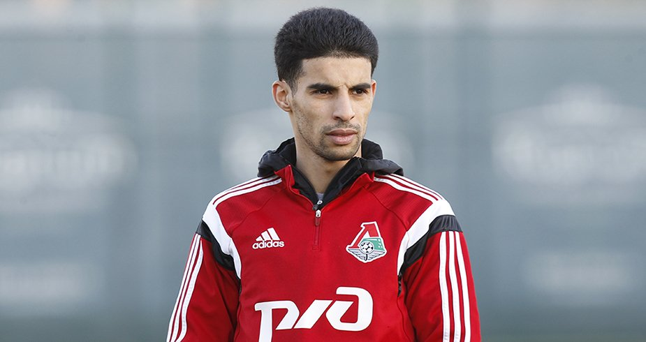 Boussoufa's First Practice During Training Camp