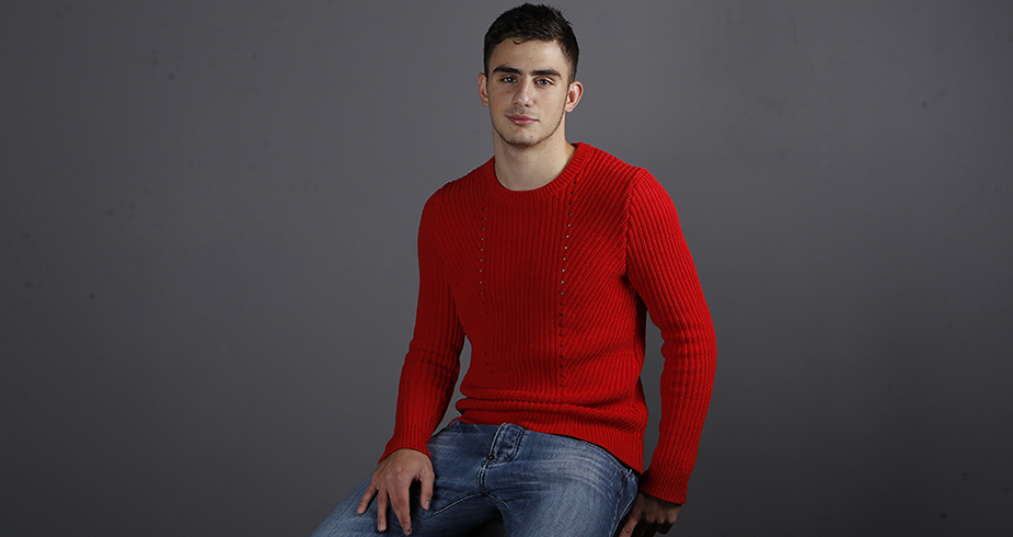 Nikolay Kipiani: I am a homegrown guy but I sometimes lose temper