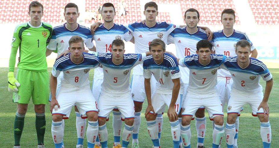 Сборная России - серебряный призер Евро