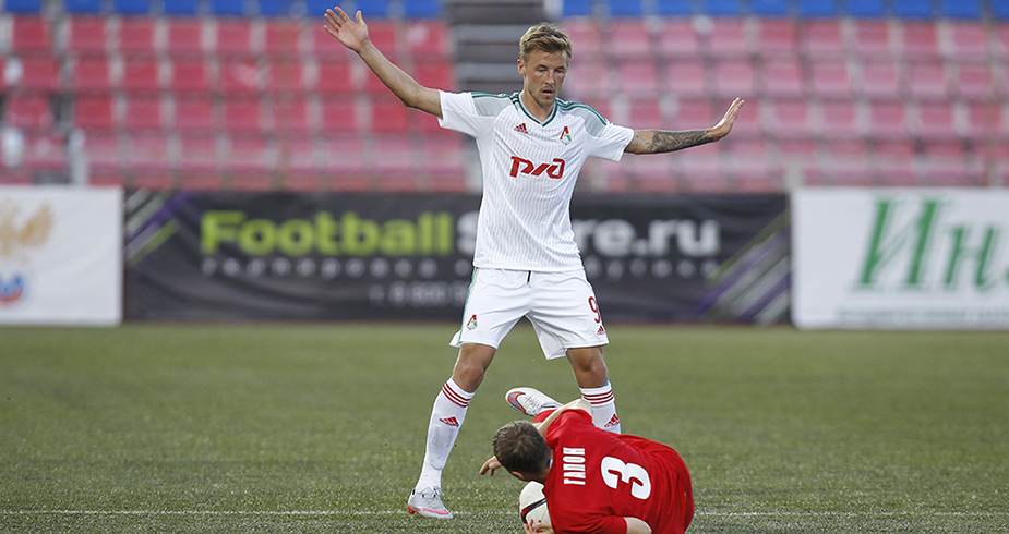 Grigoryev: It is hard to play on such a turf