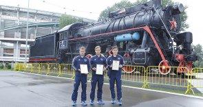 Euro Heroes Return To Cherkizovo