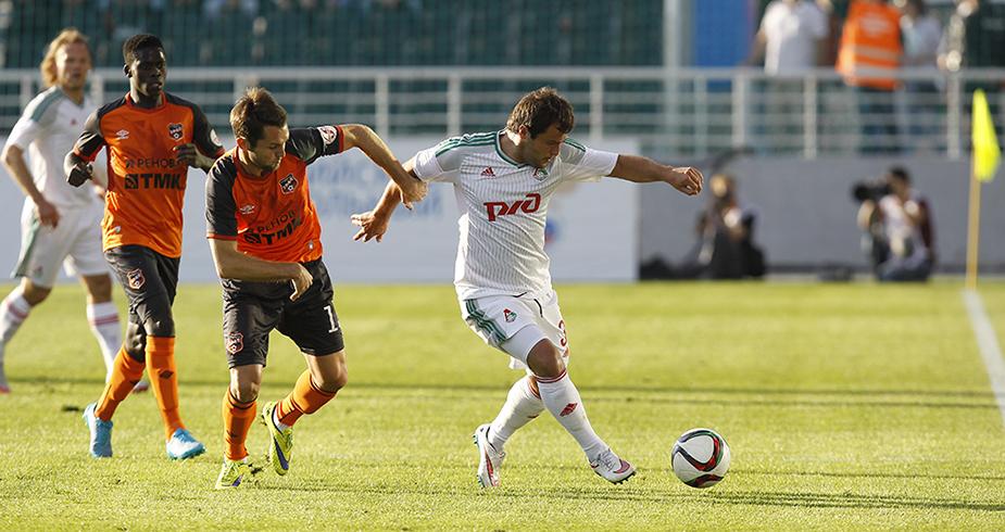 Kasaev: Hard work during training camps brings result