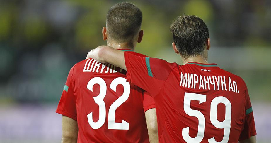 Семь игроков «Локомотива» вызваны в сборные