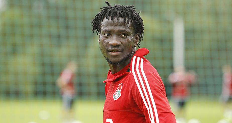 Ndinga: The draw? We anticipate it
