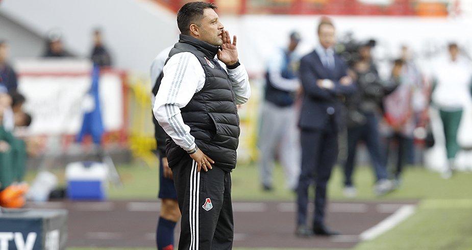 Igor Cherevchenko: It was a difficult game
