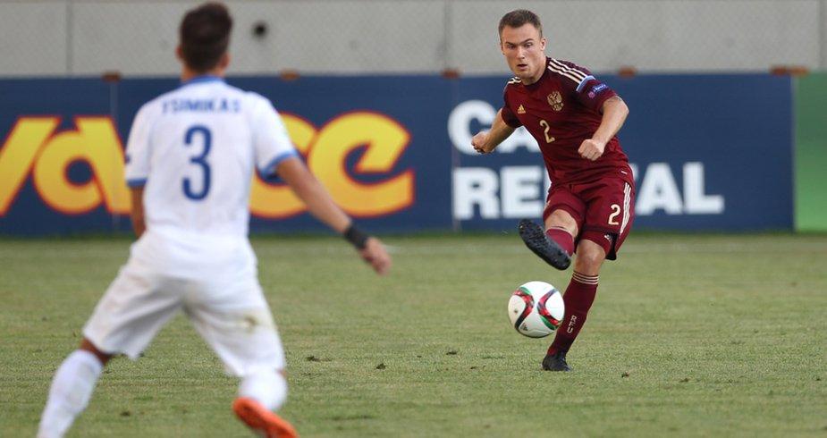 Макаров вызван в молодежную сборную