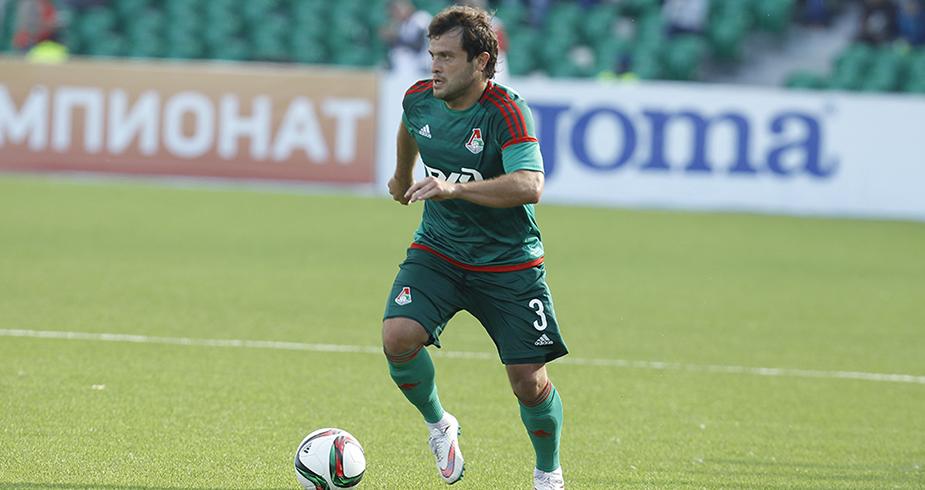Алан Касаев – лучший игрок августа!