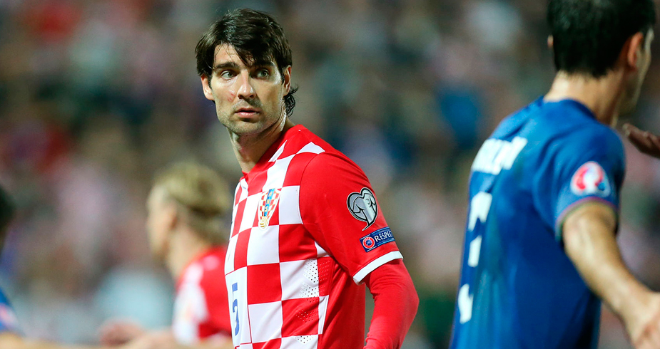 Corluka Wins Cap For Croatia