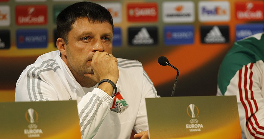 Igor Cherevchenko: We had planned to allow Sporting to have the initiative