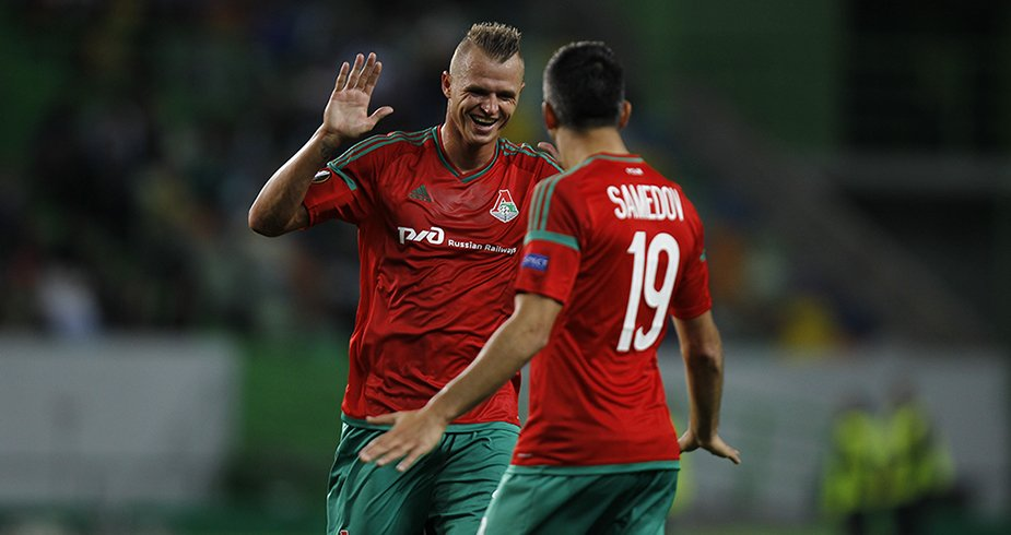 Tarasov: We were one team