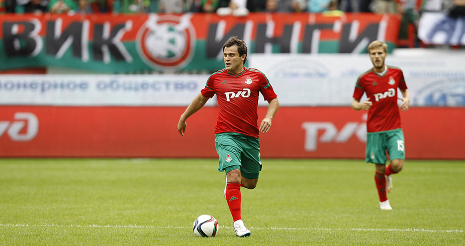 Касаев вызван в сборную России