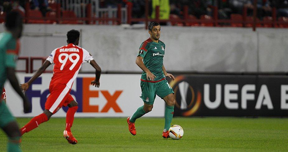 Samedov: We had no troubles with the attitude