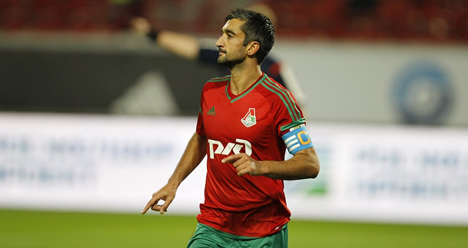 Alexander Samedov: I dream of playing for Lokomotiv in the Champions League