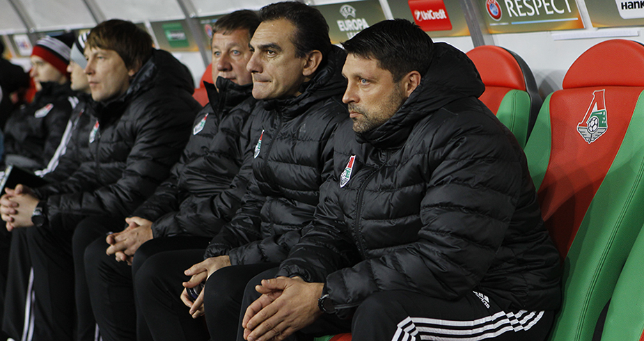 Igor Cherevchenko: I liked the winning mindset