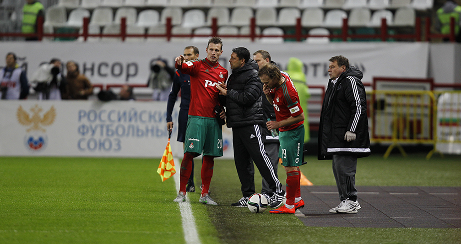 Durica: We had to score in the first half