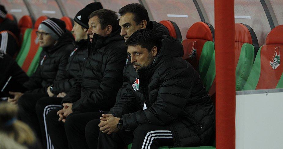 Черевченко: Поздравляю «Амкар» с победой
