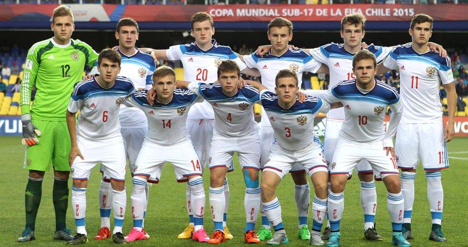 Юношеская сборная России покидает чемпионат мира