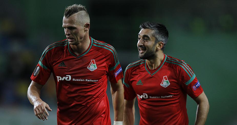 Самедов и Тарасов вызваны в сборную России