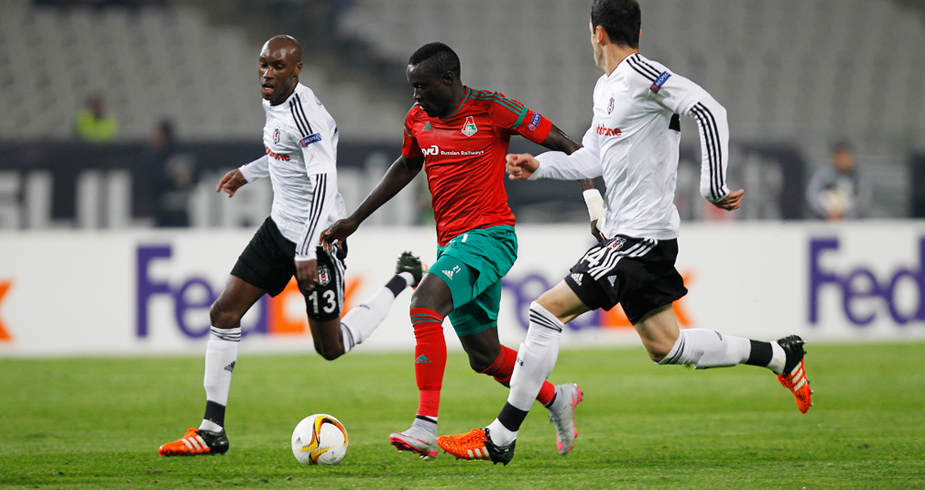 Baye Oumar Niasse: I think we will advance to the playoffs of the Europa league