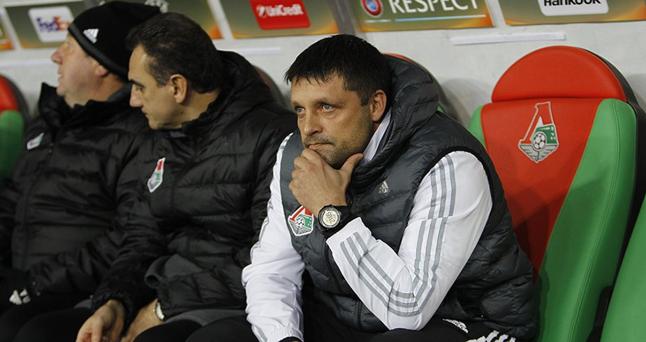 Cherevchenko: We completely failed the first half