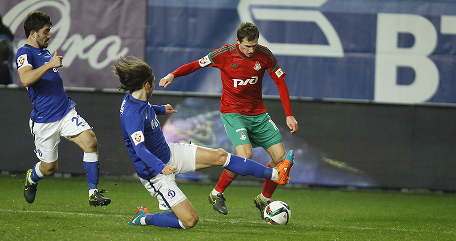 Kolomeytsev: We deserved a victory