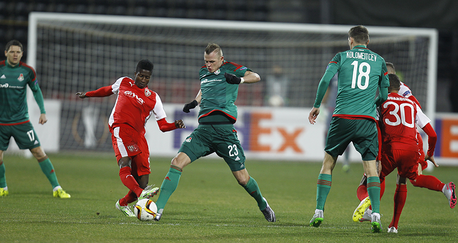 Tarasov: We performed excellently in the Europa League