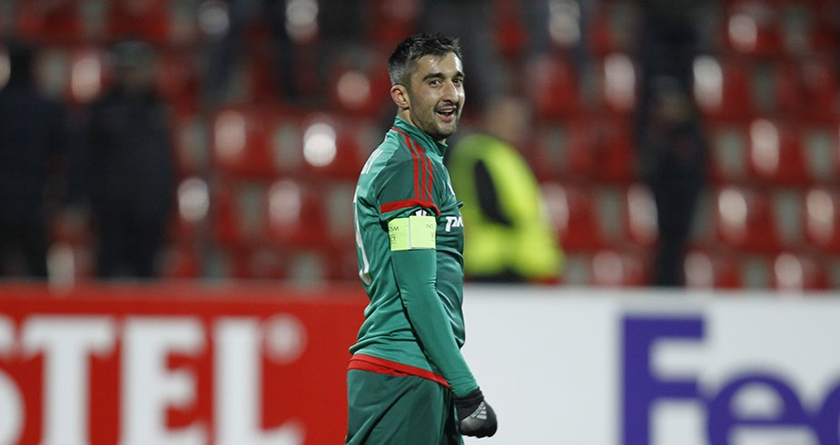 Samedov: We weren't following the game in Portugal