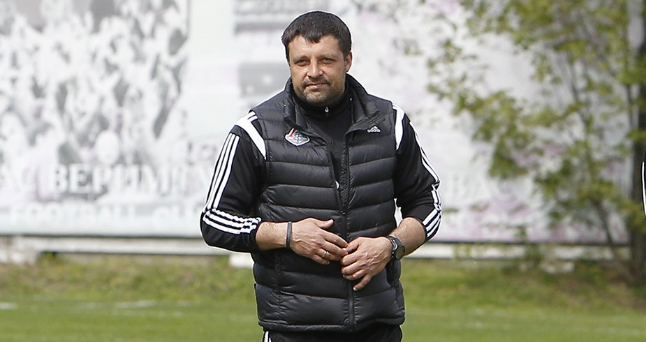 Черевченко: Провели хорошую тренировку