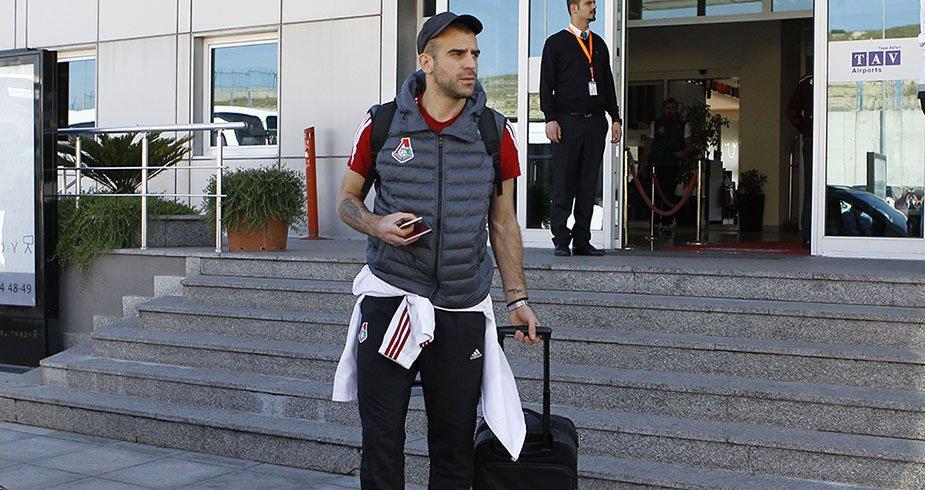«Локо» прибыл в Стамбул