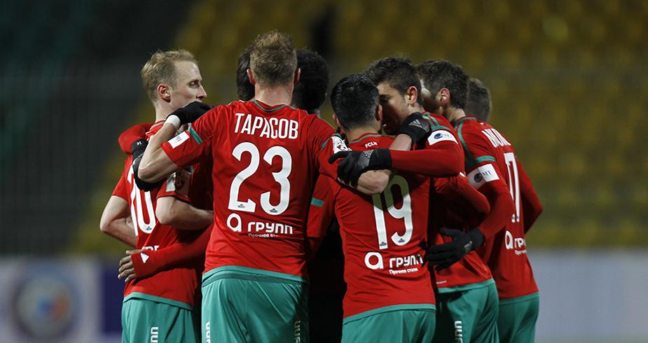 Важнейшая победа в Краснодаре